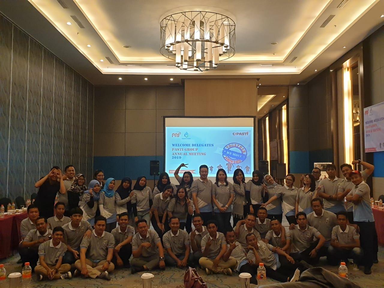 PASTI : Annual Meeting 2019